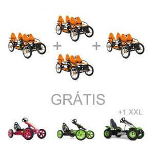 akcia 4x grant tour 1x xplore gratis 1x pearl rally force