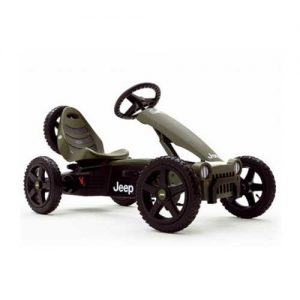 Jeep Adventure pedal go kart 01