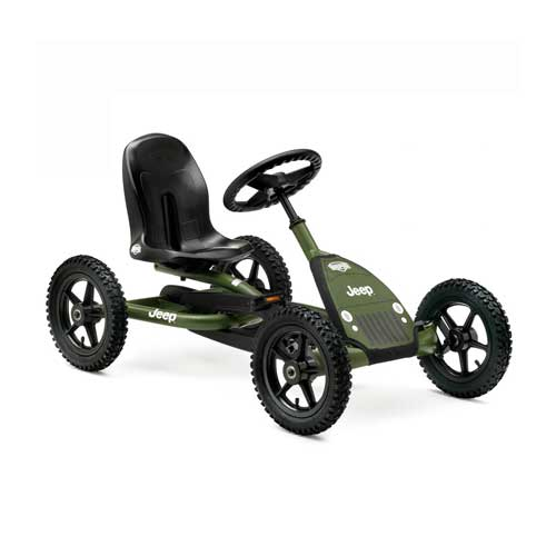 Jeep Junior Pedal Go kart 01