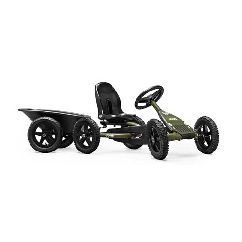 Jeep Junior Pedal Go kart 02