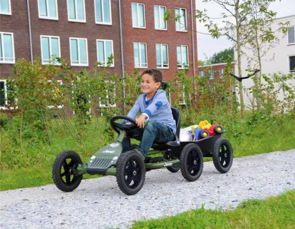 Jeep Junior Pedal Go kart 03