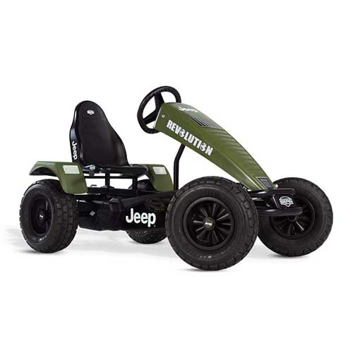 BERG Jeep® Revolution pedal go kart XXL BFR 01