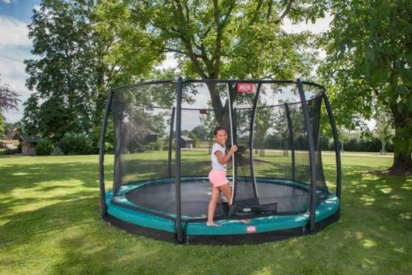 berg inground champion green 330 safety net deluxe 1