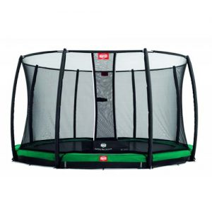 berg inground champion green 330 safety net deluxe