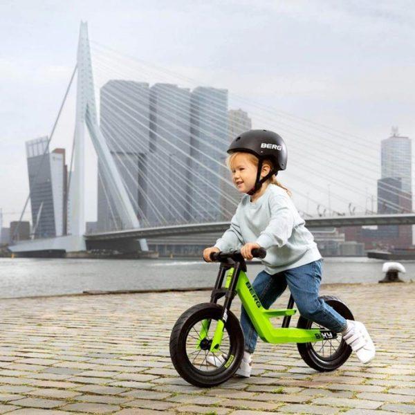 berg biky city green 3