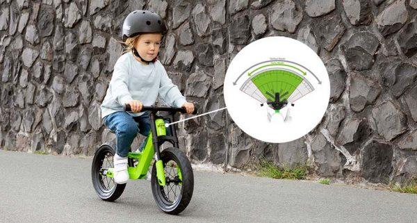 berg biky mini green 04