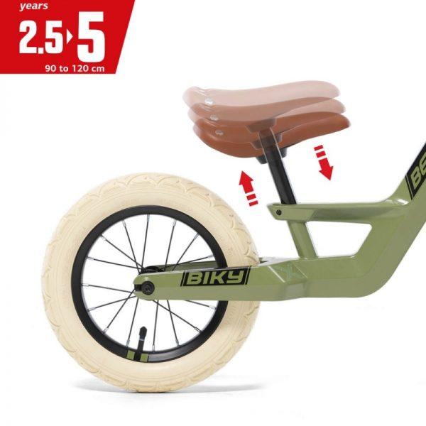 berg biky retro green 1