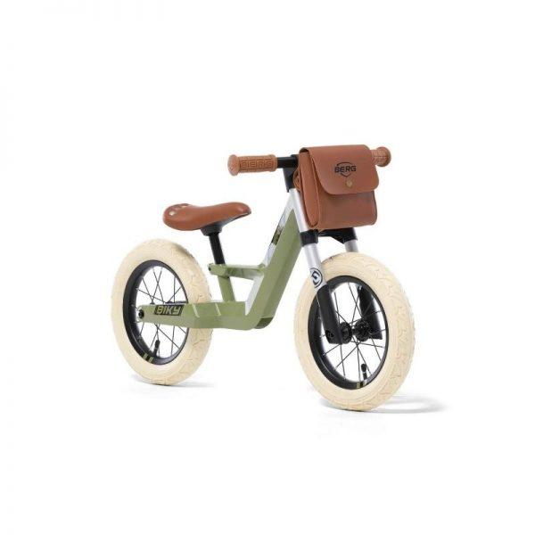 berg biky retro green